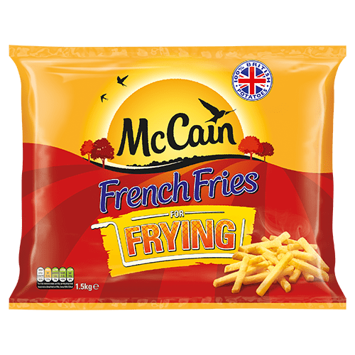 Mccain Oven Chips Calories