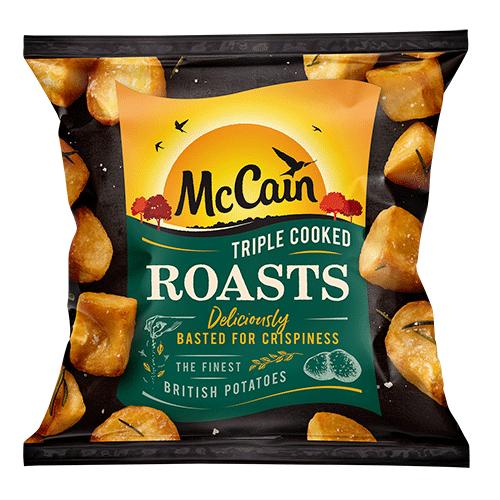 Roasts 700g Pack
