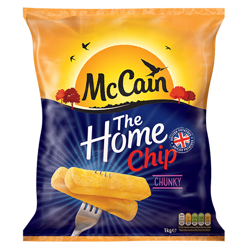 mccain oven chips syn value