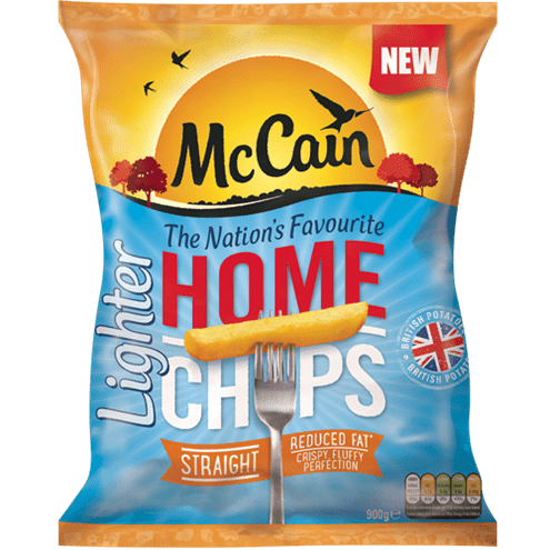 Home Chips Lighter | Oven Chips | McCain