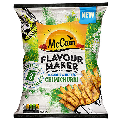 McCain Chimichurri Flavour Maker Pack